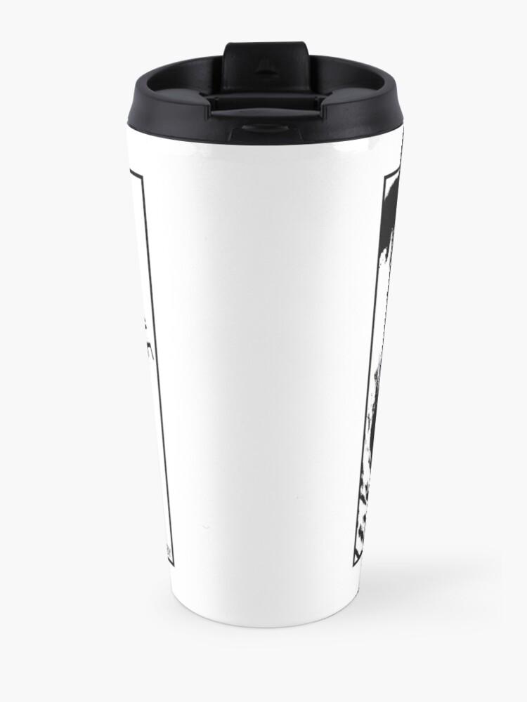 Alternate view of WILDCAT STYLE (b) Travel Mug