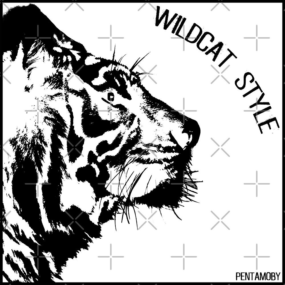 WILDCAT STYLE (b) by Pentamoby