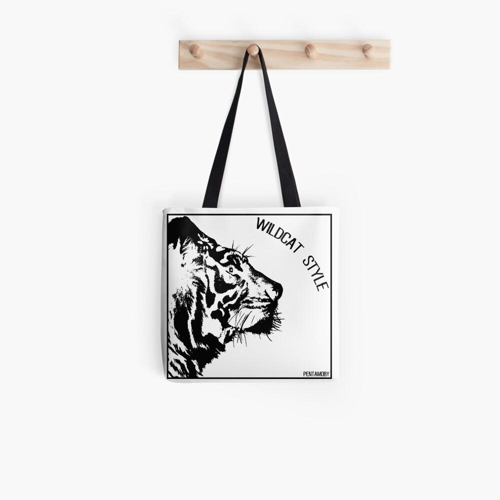 WILDCAT STYLE (b) Tote Bag