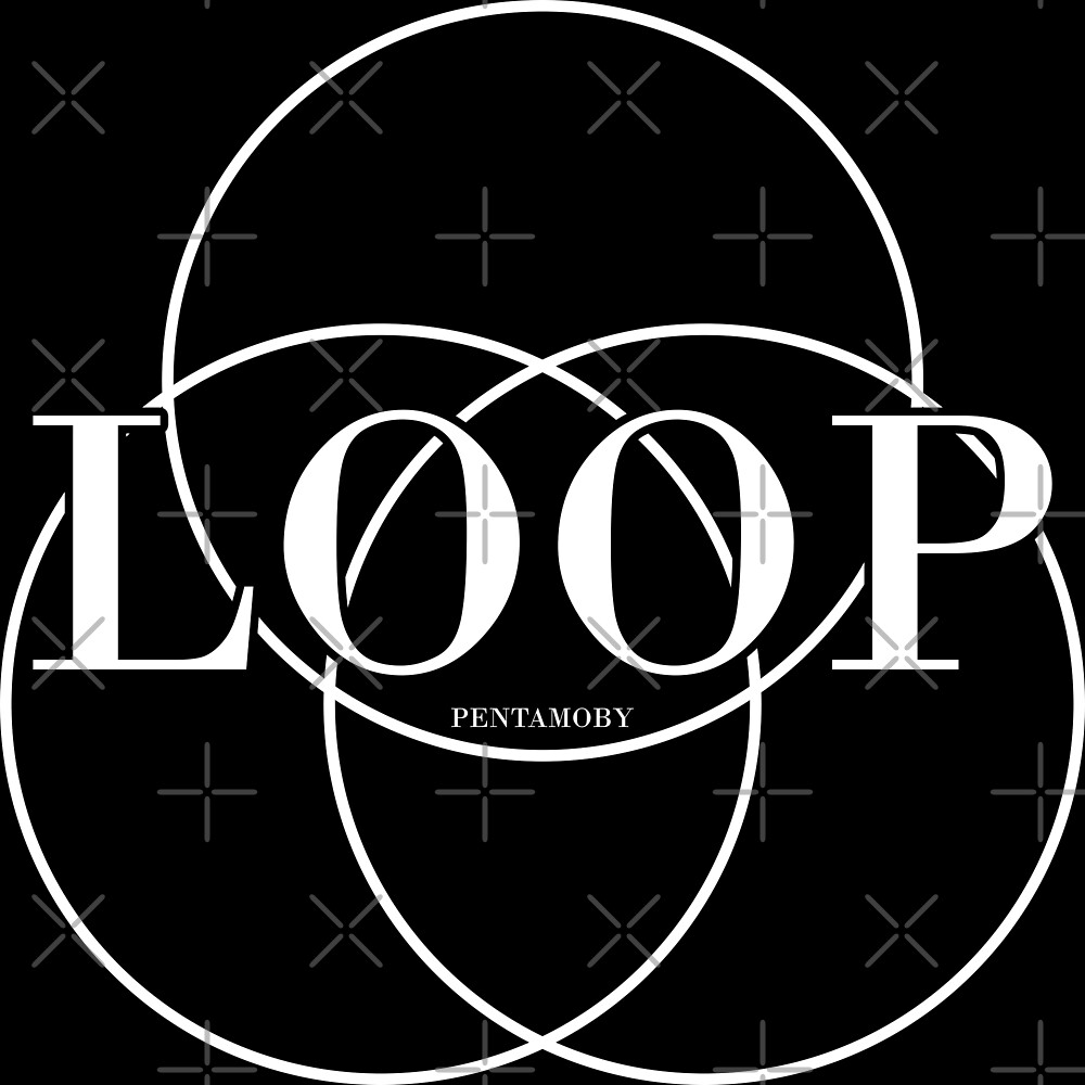 LOOP CIRCLE FASHION (w) by Pentamoby