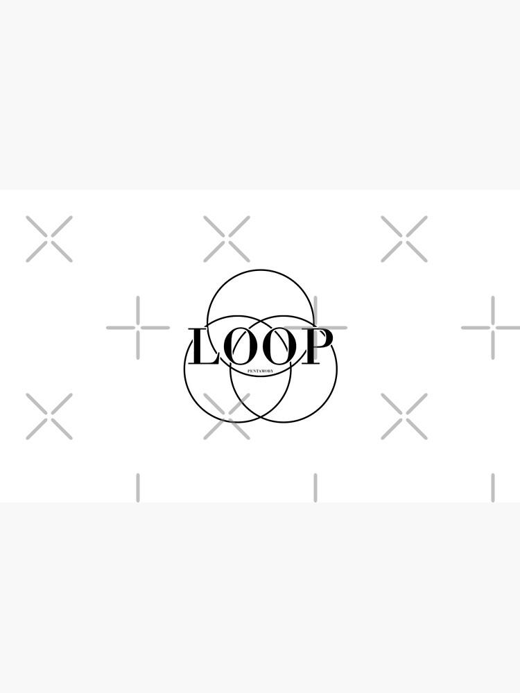 LOOP CIRCLE FASHION (b) by Pentamoby