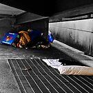 Where did you sleep last night? by Jason Ruth