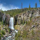 Tumalo Falls  by CarrieAnn