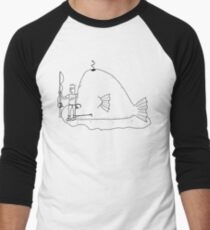 Big Catch Men's Baseball ¾ T-Shirt