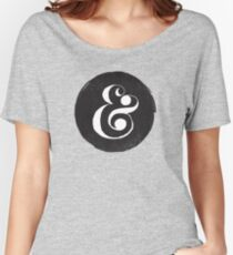 AMPERSAND Women's Relaxed Fit T-Shirt