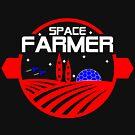 Space Farmer by AngryMongo