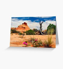 Escalante Greeting Card