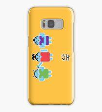 Droidarmy: Fruity Oaty Droids Samsung Galaxy Case/Skin