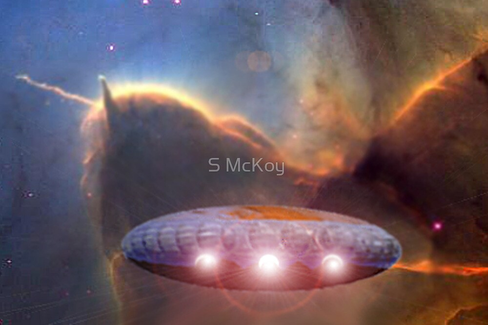 Solitary Voyage II by S McKoy