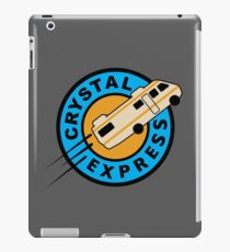 Crystal Express iPad Case/Skin