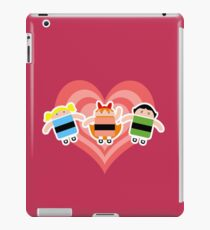 Droidarmy: The Powerpuff Droids iPad Case/Skin