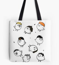 Karasuno crows Tote Bag