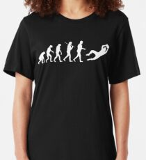 Torwart Evolution Slim Fit T-Shirt