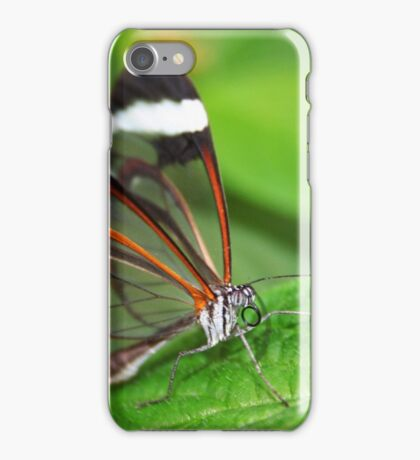 Greta Oto with Wings of Glass iPhone Case/Skin