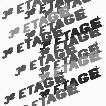 3e Etage • Grey Tones by MINGsign