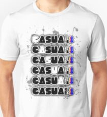 casual kicks x 6 T-Shirt