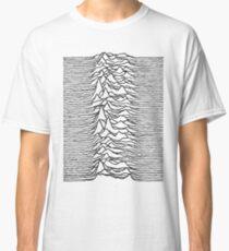 Unknown Pleasures - Joy Division Classic T-Shirt