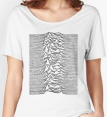 Unknown Pleasures - Joy Division Women's Relaxed Fit T-Shirt
