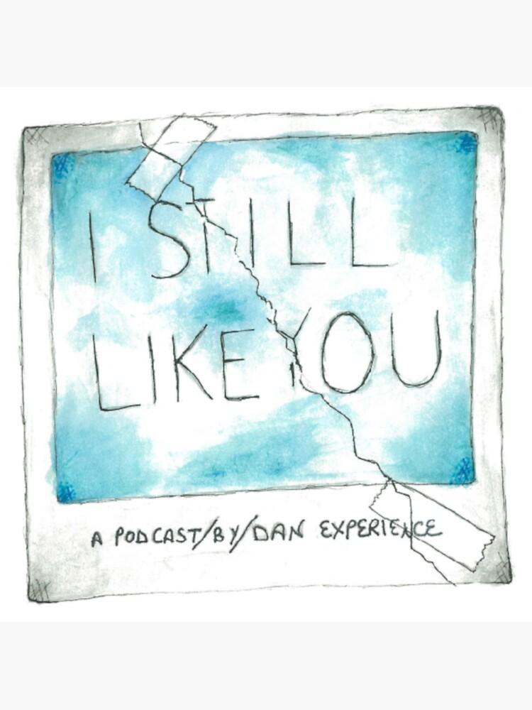 I Still Like You Logo by guiltlessnet