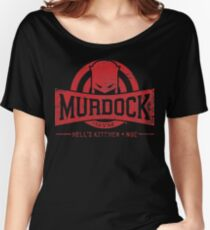 Murdock Gym (Vintage) Women's Relaxed Fit T-Shirt