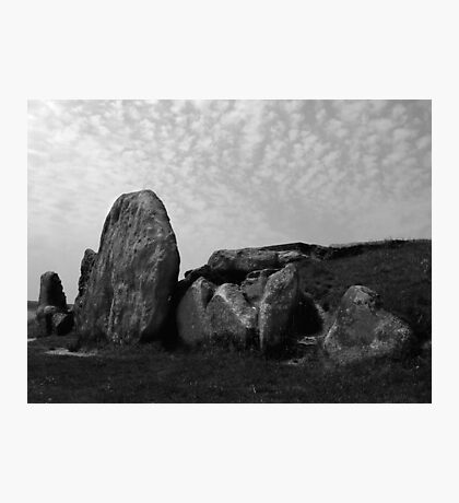 West Kennet Long Barrow #2 Photographic Print