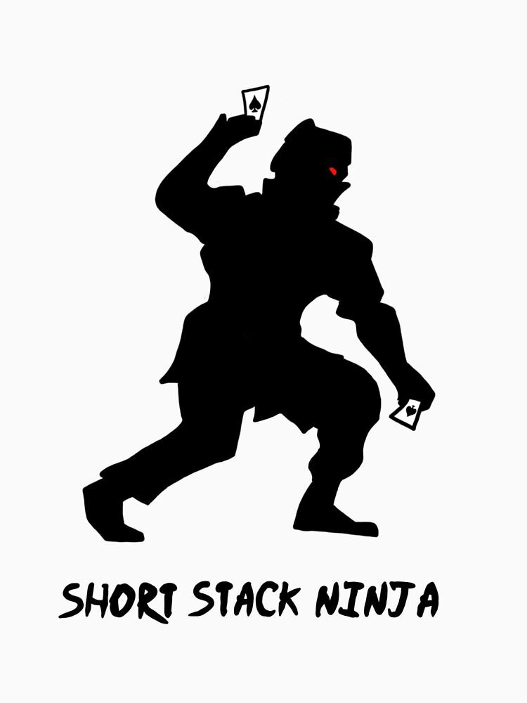 Short Stack Ninja by fullrangepoker