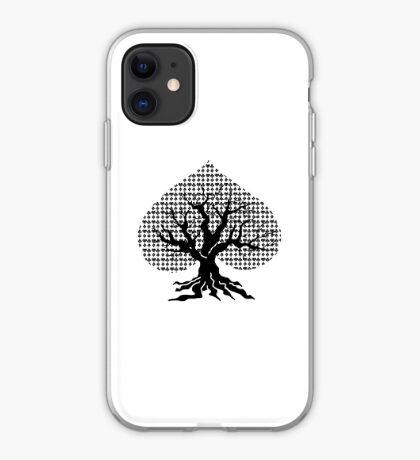 Poker Tree iPhone Case