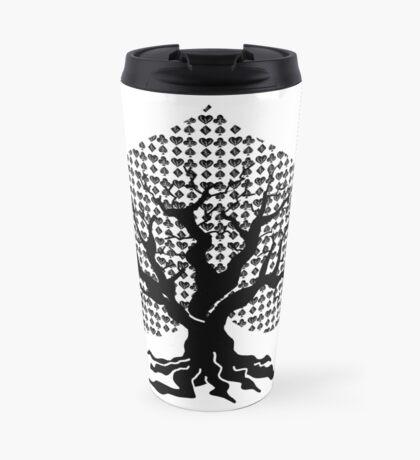 Poker Tree Travel Mug