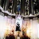 The shrine of the church. by ALEJANDRA TRIANA MUÑOZ