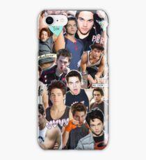 Dylan Sprayberry Collage iPhone Case/Skin