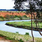 Another bend in the Werribee River, Vic. Australia by EdsMum