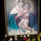 Blessed Virgin. by ALEJANDRA TRIANA MUÑOZ