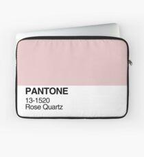 Pantone-Rosenquarz Laptoptasche