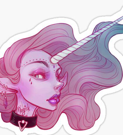 Magick Sticker