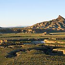 Cabezon and Cerro Cochino by Mitchell Tillison