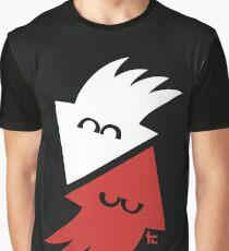 Kensa - No. 6 negative Graphic T-Shirt