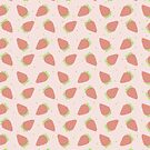 Strawberries pattern by PseudoL