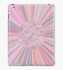 Pastel Planet Burst  Design Gift iPad Case/Skin