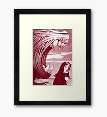 Nightmare sequence #7 Framed Print