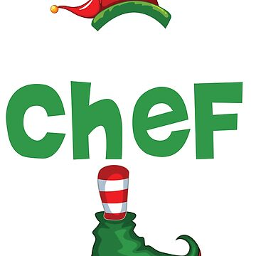 elf chef by 8fiveone4