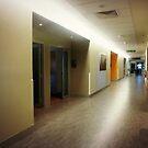 *Corridor - Mercy Hospital - Werribee* by EdsMum