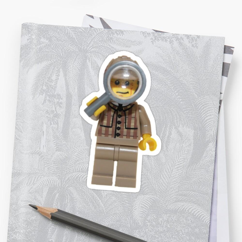 LEGO Detective by jenni460