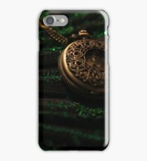 Pocket Watch and Fan iPhone Case/Skin