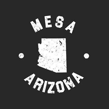 Mesa Arizona Souvenirs AZ by fuller-factory