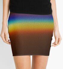 through the light Mini Skirt