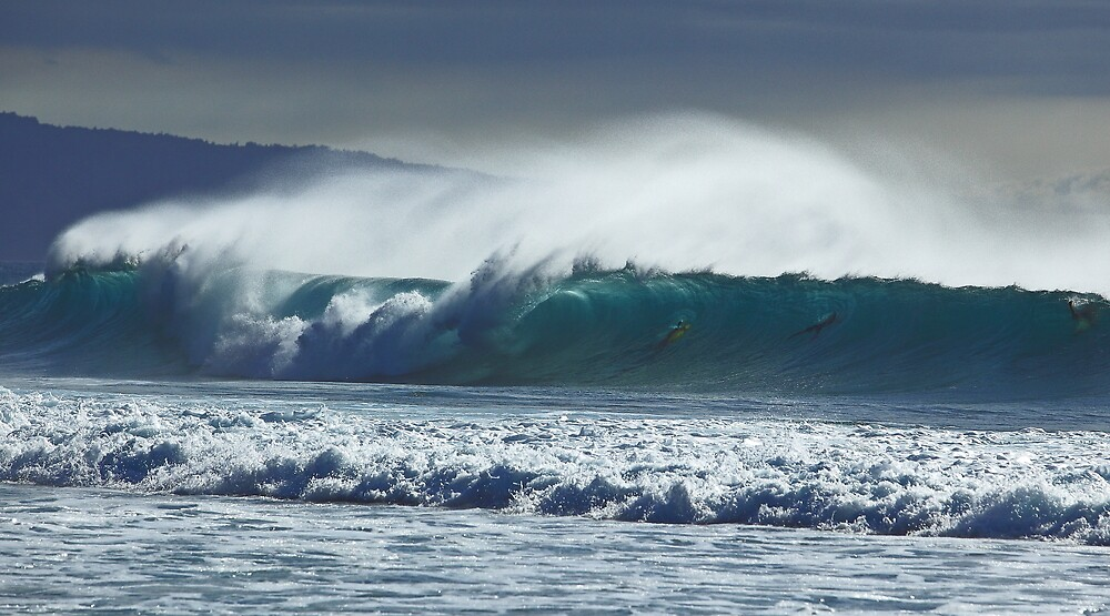 The North Shore by Paul Manning