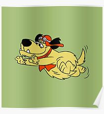 Run Muttley, Run Poster