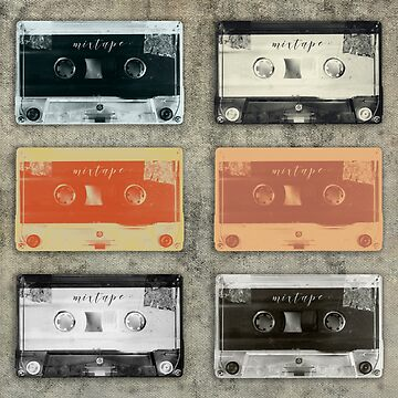 Retro Mixtape Variations by DyrkWyst