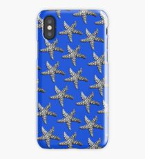 Starfish Blue iPhone Case/Skin