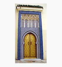 Heavens Gate, Fez, Morocco Photographic Print